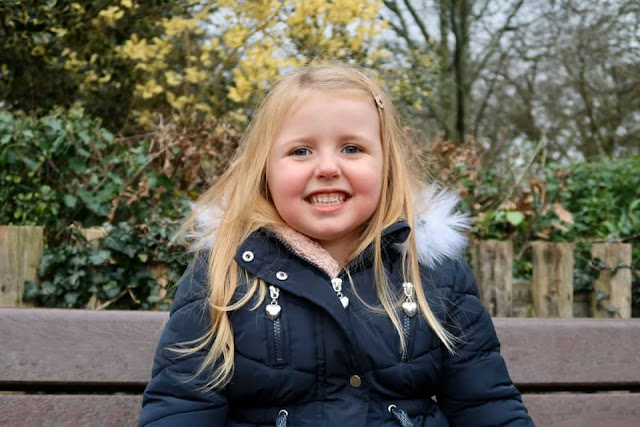Aoife | On Your Fifth Birthday