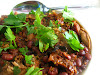 Spicy Adzuki Beans with Sun-Dried Tomatoes and Mushrooms