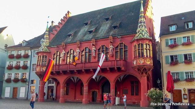 Historisches Kaufhaus (Friburgo de Brisgovia, Alemania)