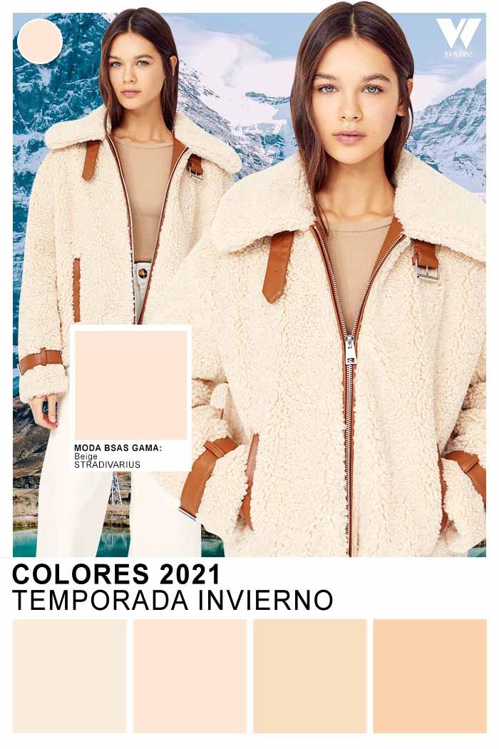 Moda invierno 2021 colores de moda otoño invierno 2021
