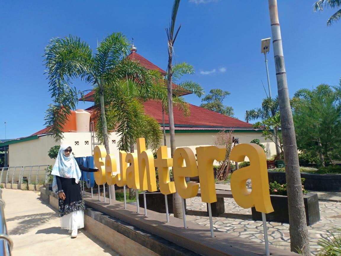 Kampung Nelayan Sejahtera di Bengkulu, Pojok Indah Bumi Rafflesia