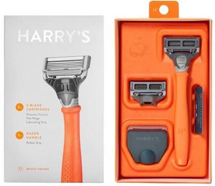 print $5 off $25 Harry's razor coupon