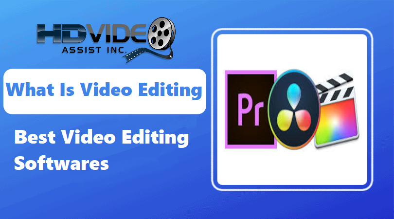 Best Windows Video Editing Softwares 2021