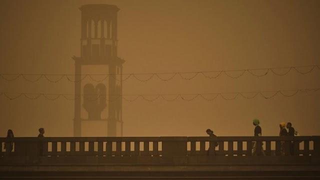 Francia: el efecto bumerán del polvo del Sáhara cargado de radiactividad de pruebas nucleares
