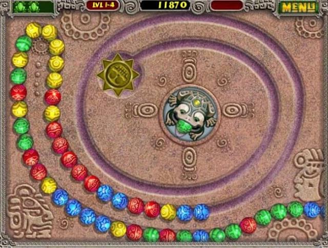 تحميل لعبة زوما للكمبيوتر