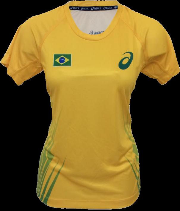 Asics divulga as camisas do handball para o Rio 2016 - Testando Novo ... b20a32d1cb243