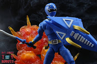 Power Rangers Lightning Collection Dino Thunder Blue Ranger 38
