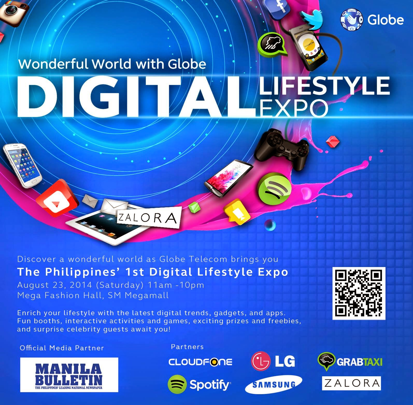 Globe: Philippine Digital Lifestyle Expo