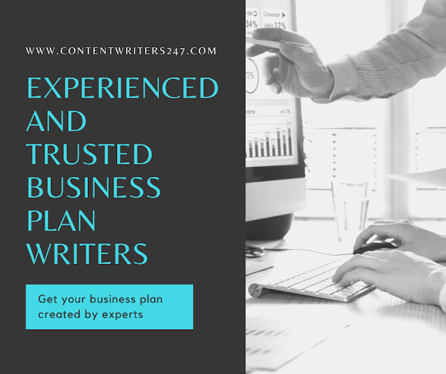 Business Plan Consultants