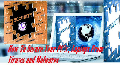 How_to_secure_your_PC's_from_all_types_of_viruses_and_Malwares_Technologic world