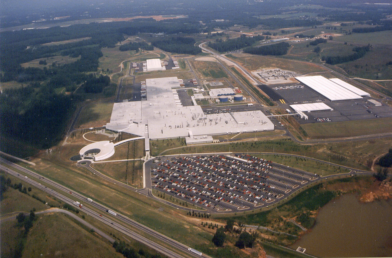 Bmw S Spartanburg Factory Becomes The Brand S Largest