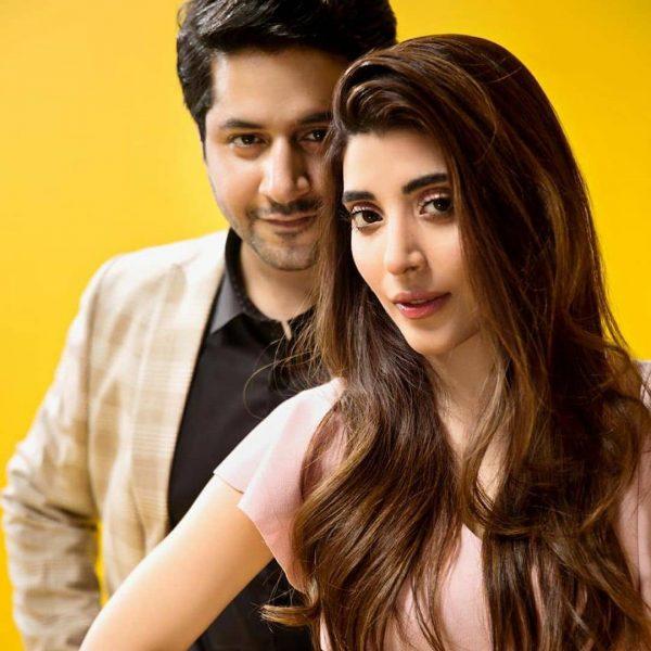 Ethereal Photoshoot of 'Mushk' Starrer Imran Ashraf and Urwa Hocane
