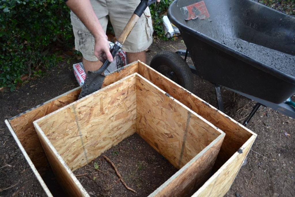 Modern Maizy The Good The Bad The Dirty Diy Concrete Planters