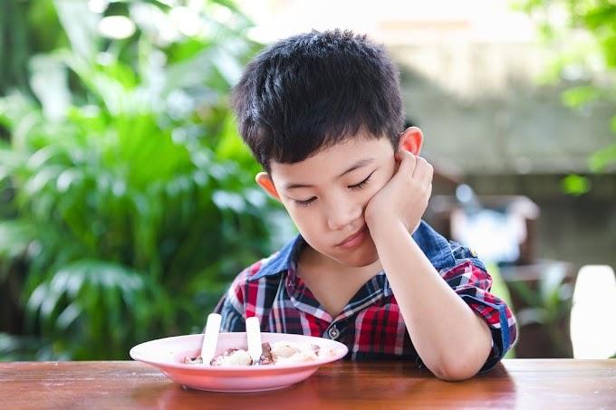 Punca Anak Hilang Selera Makan Dan Cara Mengatasinya