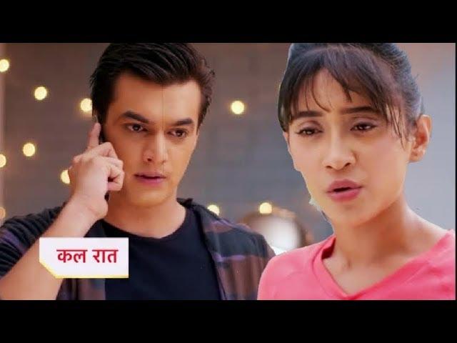 OH NO! Kairav goes missing Kartik Naira in trouble in Yeh Rishta Kya Kehlata Hai