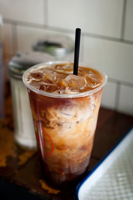 How to Make Iced Milk Coffe