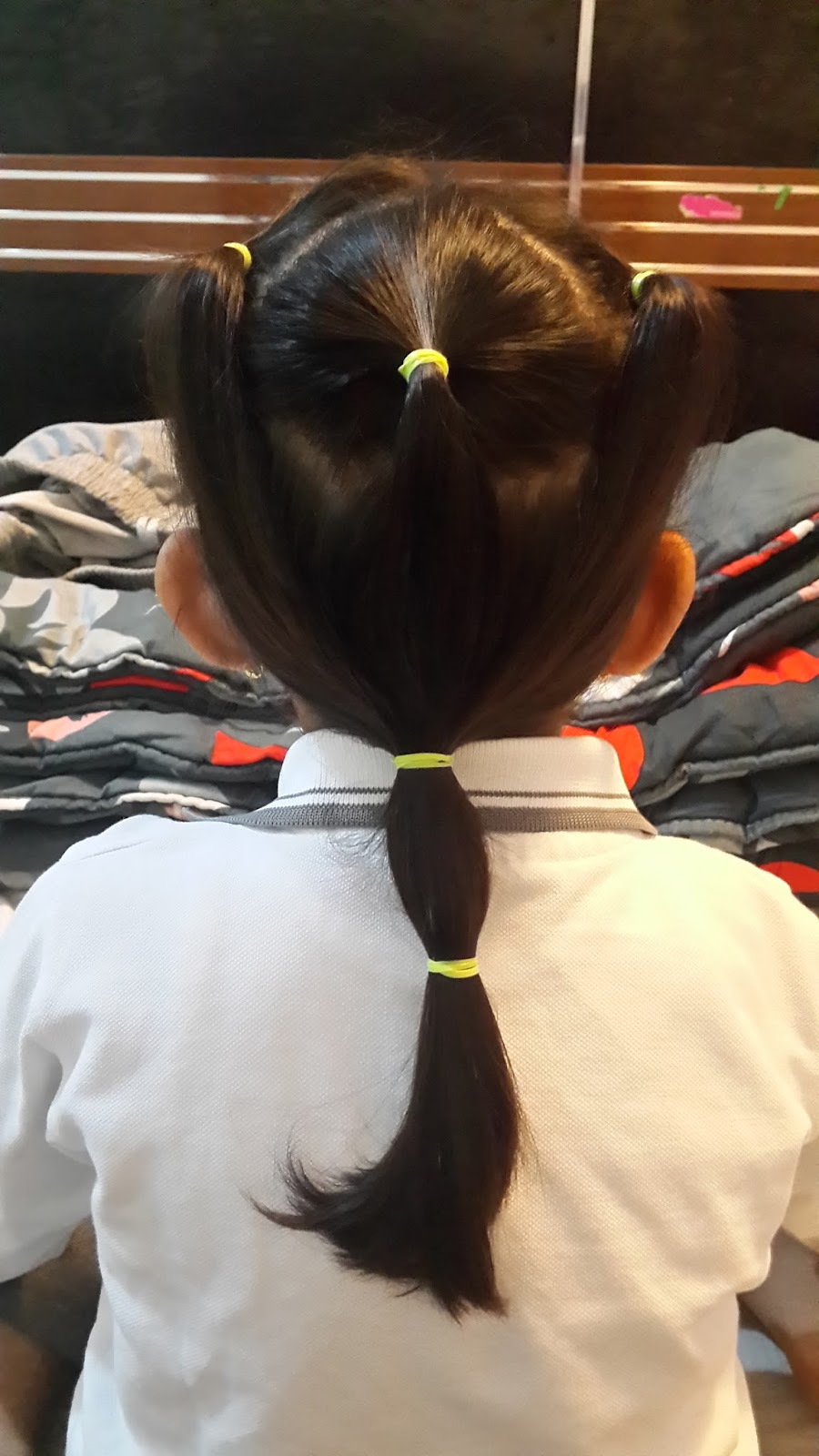 Isti'adzah Rohyati: 5 Gaya Kuncir Rambut yang Mudah Untuk ...