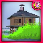 GamesZone15 Sea Forest Escape Walkthrough
