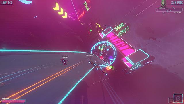 Neon Wings Air Race PC ISO
