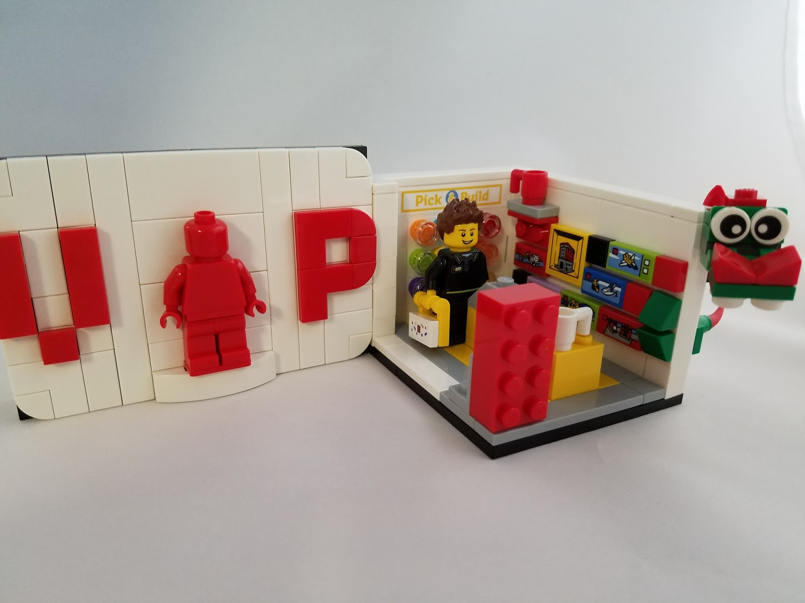 Playing with Bricks: 2017