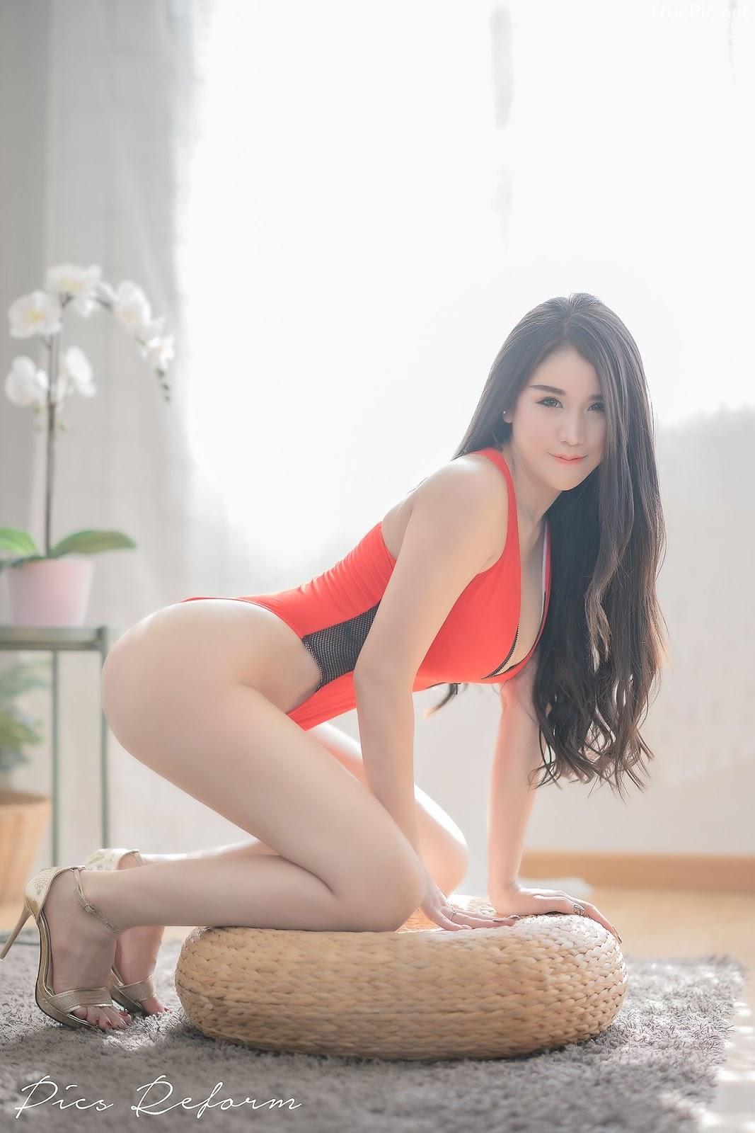 Thailand Sexy Model - Prapatsara Kongpanus - Red Army - TruePic.net - Picture 14
