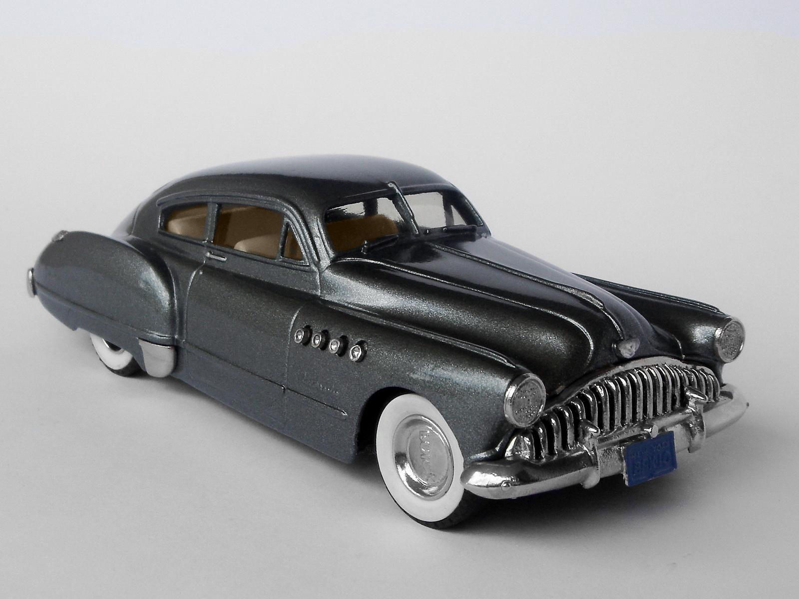 Classic Car Metal Models