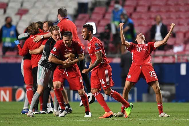 Video PSG - Bayern Munich: Người hùng nước Pháp ghi bàn lịch sử (Chung kết Champions League) 4