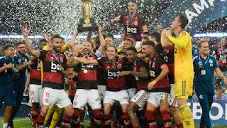 É campeão! Flamengo conquista a Recopa no Maracanã