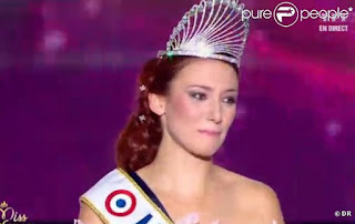 Delphine Wespiser: Photos Miss France 2012   infos live