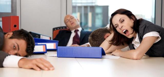 Почему работники не хотят работать