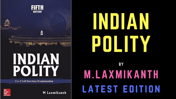 polity-laxmikanth