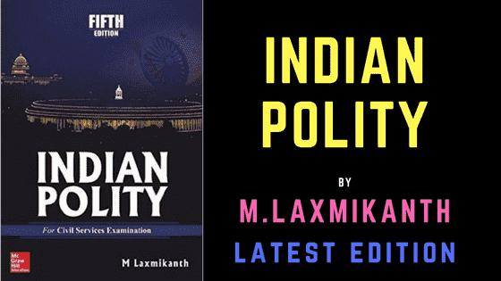 polity-laxmikanth