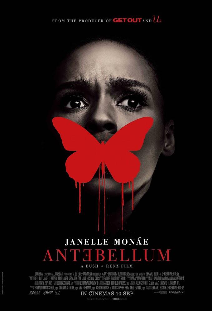 Review Filem Antebellum
