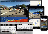 Bluetooth, iConsole App, with interactive motion videos, training routes from around the world with Google Maps