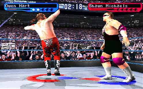 WWF Smackdown 2 Apk Download