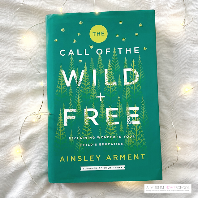 The Call Of The Wild And Free homeschool book recommendation