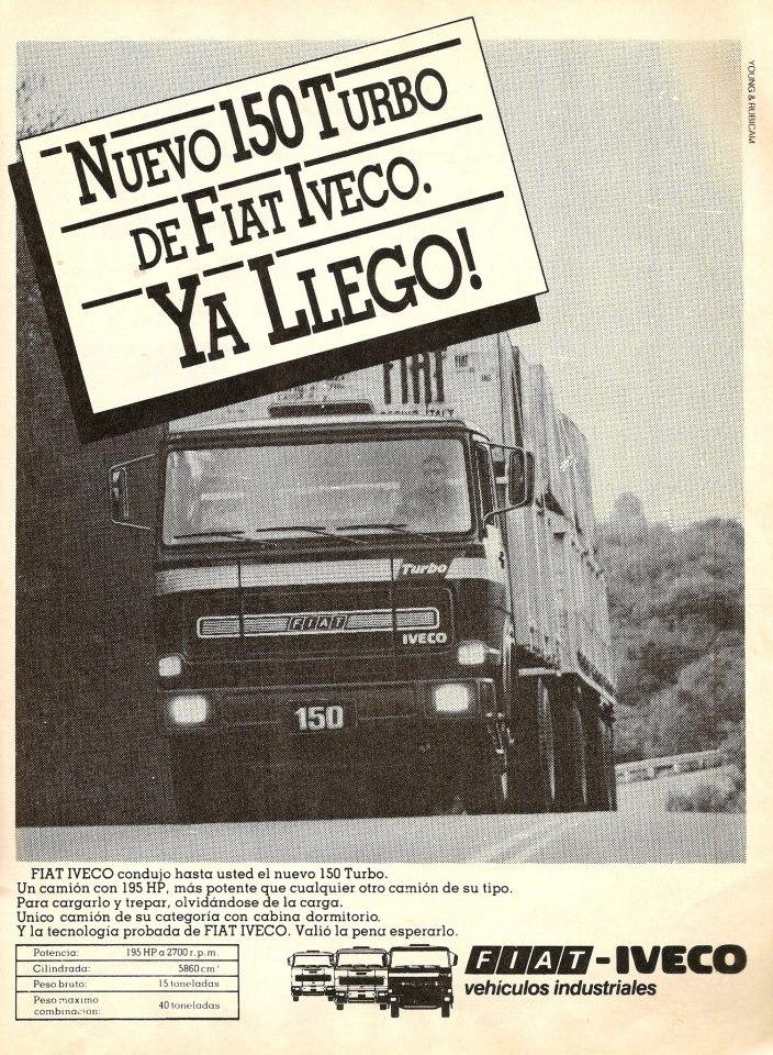 Camión Argentino: agosto 2012