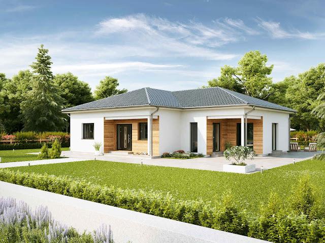 Bungalow Architecture Design