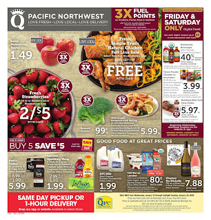 ⭐ QFC Ad 1/22/20 ⭐ QFC Weekly Ad January 22 2020