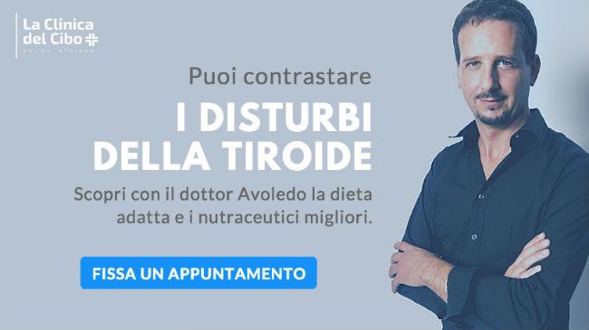 Affrontare ipotiroidismo e ipertiroidismo in modo naturale con il dottor Luca Avoledo nutrizionista naturopata