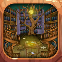 The Circle-Old Library Escape - Juego Online