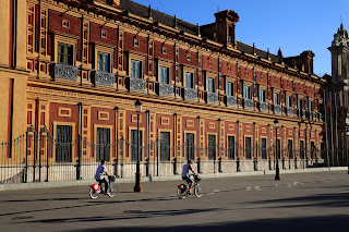 Sevilla is a Top Spot to visit on your bike tour