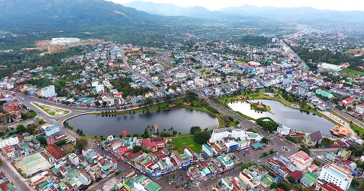 thị trường mua bán đất tp Bảo Lộc thuộc tỉnh Lâm Đồng