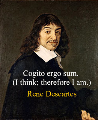 Rene Descartes Quotes. Inspirational Quotes On Mind, Philosophy & Life. Images photos Short Quotes