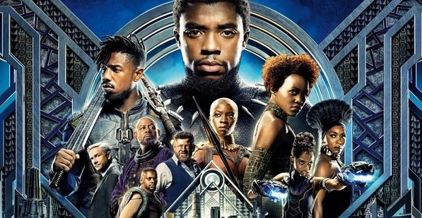 film februari 2018 black panther