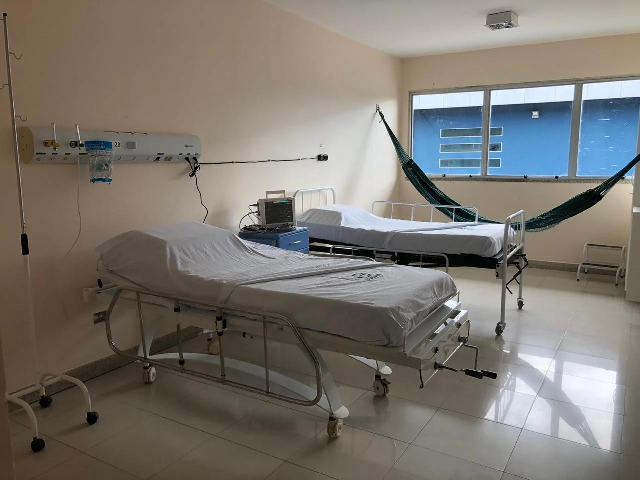 Hospital em Manaus que trata covid-19 em indígenas tem área para pajés