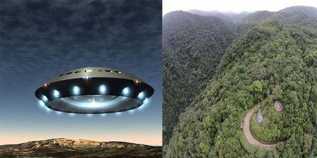 OVNIS e Observatório de Ufologia em Iporanga no Vale do Ribeira