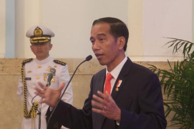 Patahkan Pidato Prabowo, Presiden Jokowi Justru Ingin Jadikan Indonesia Emas 2045