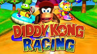 Here are just some of the racers sampled on #DiddyKongRacing!