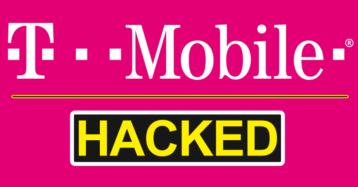 T-Mobile Hacked – Hackers Accessed Employee's Emails and Users Sensitive Data